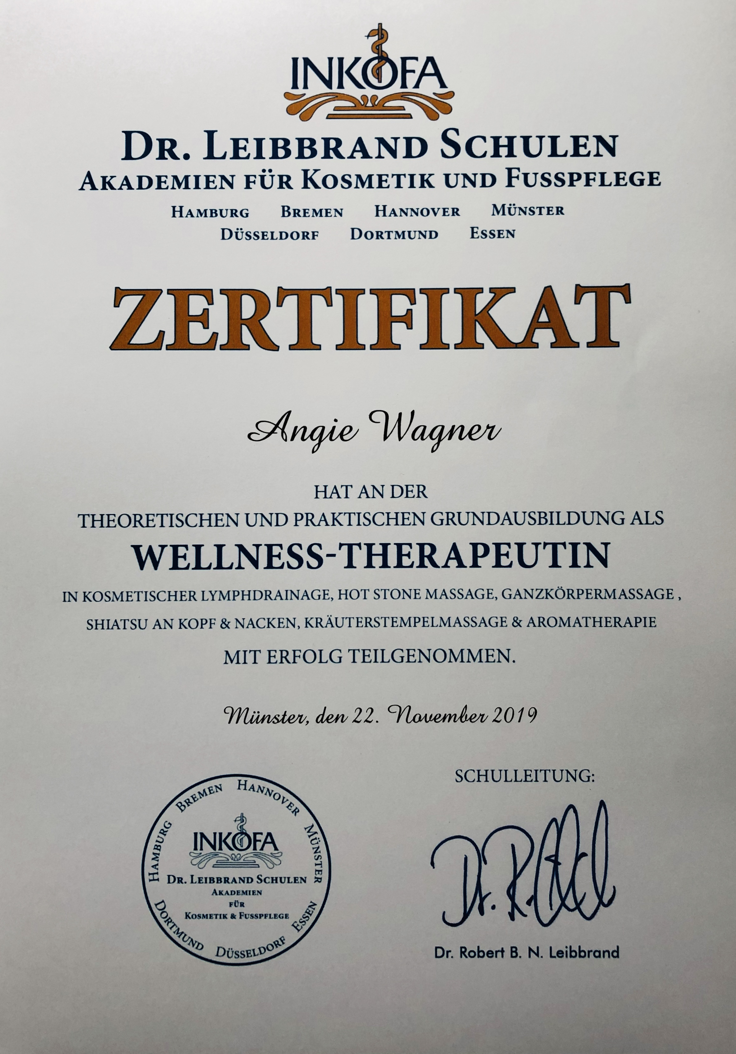 Wellness Therapeutin