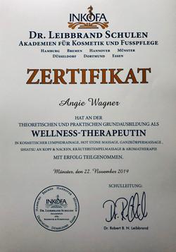 Wellness Therapeutin