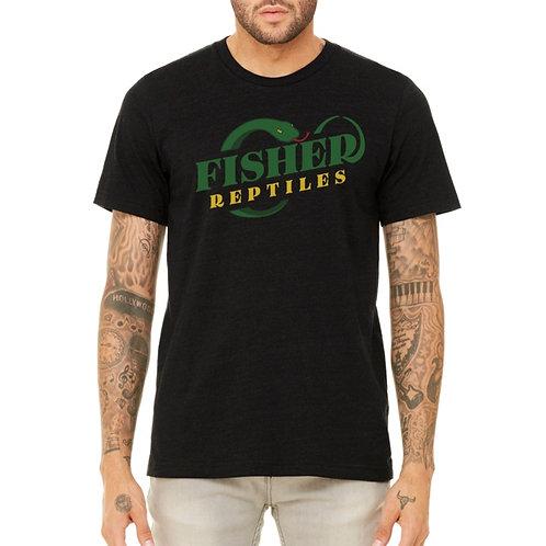 Fisher Reptiles Logo Tee