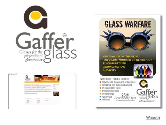 Gaffer Glass