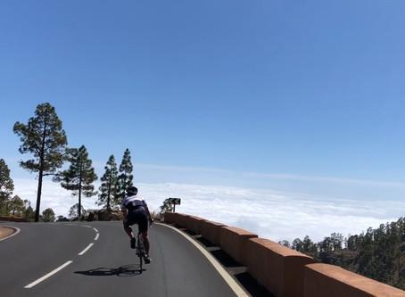 Tenerife Bike Training 2020