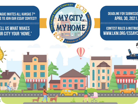 My City, My Home Essay Contest for 7th Graders sponsored by LKM