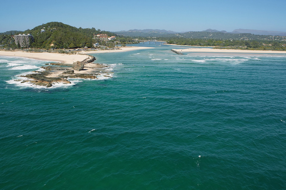Currumbin Alley and Beach