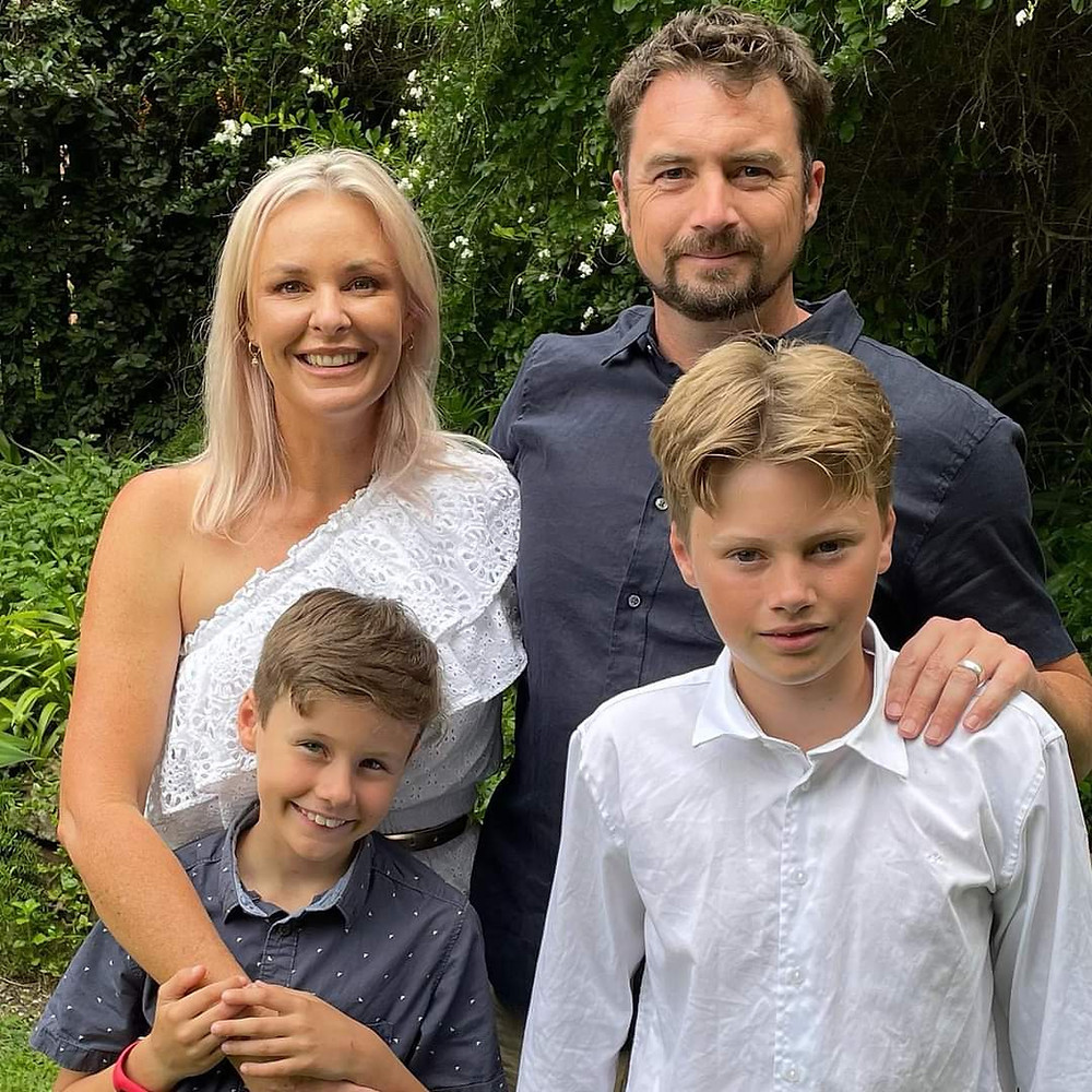 Amanda & her family moved from Sydney to the Gold Coast
