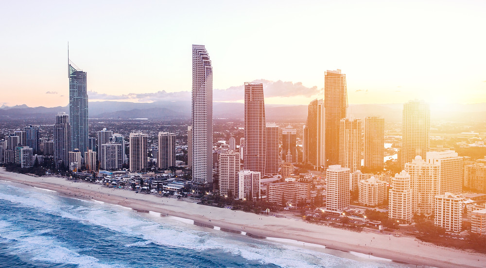 Surfers Paradise in top of Gold Coast's most in-demand suburbs