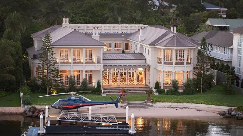 Million dollar suburbs of the Gold Coast