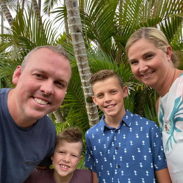 Kristy's story; moving from Western Suburbs of Sydney to the Gold Coast