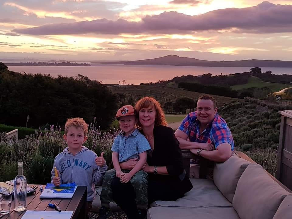 Emily and her family moved from New Zealand to the Gold Coast