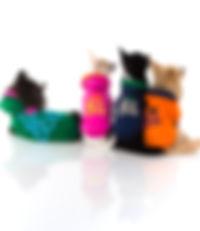 supercolor silicone logo sweatshirt i love my dog