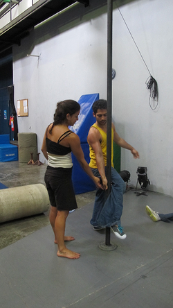 Workshop Mât Chinois 2012 (RJ/BR)