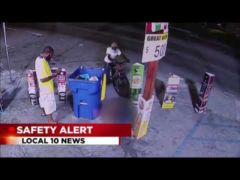 Disturbing: Florida 12yr Old Boy Collapses In Front Of Store After Being Abducted, Sexually Violated