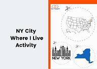 NY Where I Live Activity