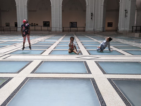 A Fun Museum Trip with Kids