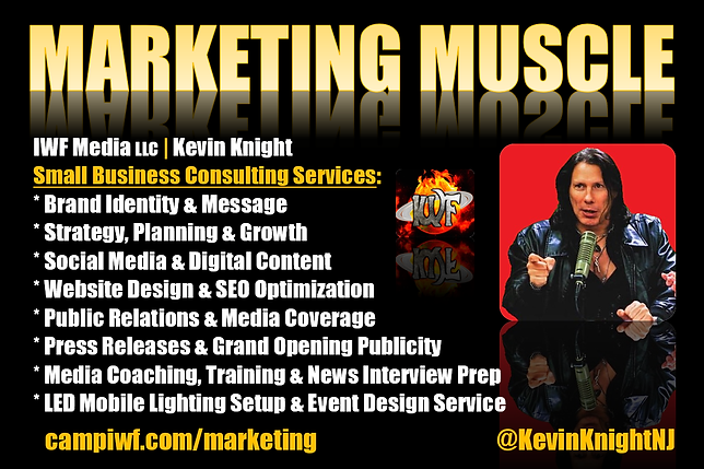 Marketing Muscle Small Business Consulting Services