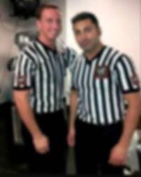 WWE Referee Danilo Anfiio