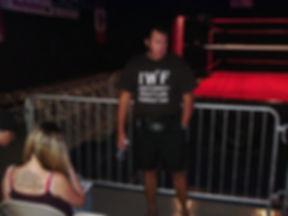 WWE Hall of Famer Honky Tonk Ma