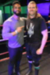 WWE Superstar Darren Young | Fred Rosser
