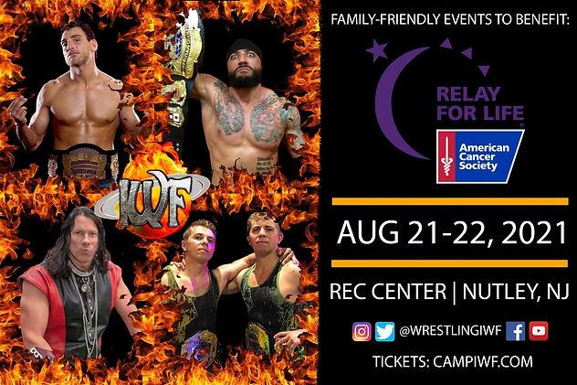 IWF Aug 21-22, 2021