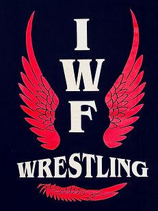IWF Pro Wrestling Tees