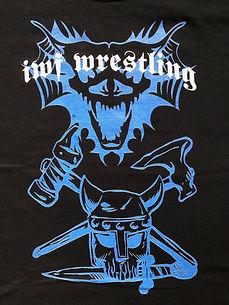 IWF Pro Wrestling T-Shirts