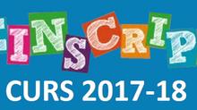 PREINCRIPCIÓ CURS 2017-2018