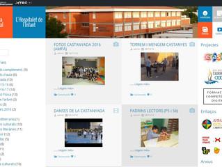Coneixes el Blog de l'escola?