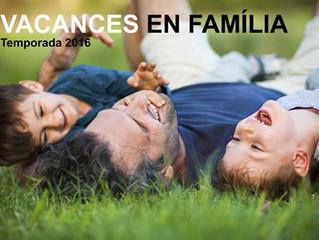 Vacances en familia  XANASCAT