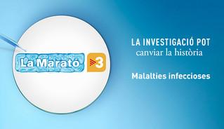 L'AMPA Llastres amb la Marató de TV3