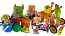 Reciclatge de joguines i material esportiu