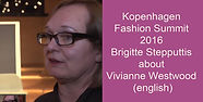 Kopenhagen Fashion Summit 2016 Brigitte