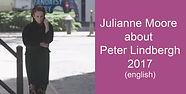 Peter Lindbergh Pirelli 2017 Julianne Mo