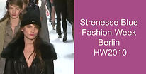 Strenesse Blue Fashion Week Berlin HW201