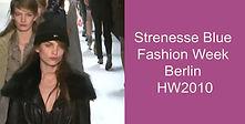 Strenesse Blue Fashion Week Berlin HW201