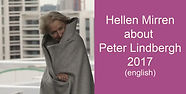 Peter Lindbergh Pirelli 2017 Hellen Mirr