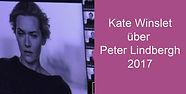 Peter Lindbergh Pirelli 2017 Kate Winsle