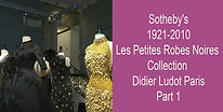 Sotheby's_ 1921-2010 Les Petites Robes N
