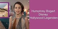 Humphrey Bogart Disney Hollywood Legende