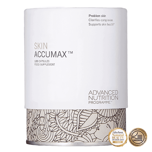 Advanced Nutrition Skin Accumax - Acne Clearing