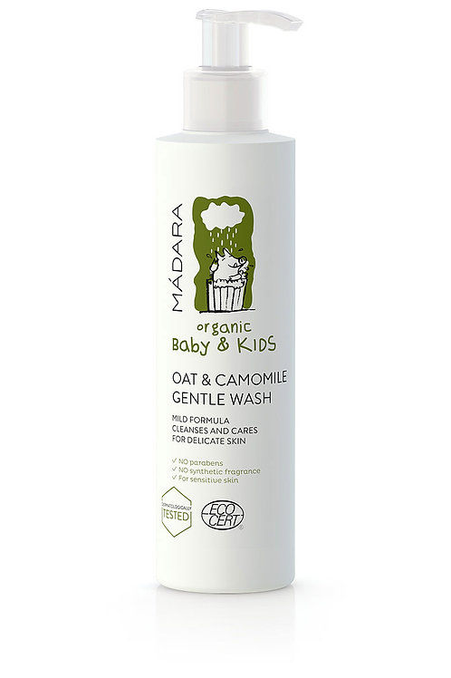Madara Oat and Camomile Gentle Wash