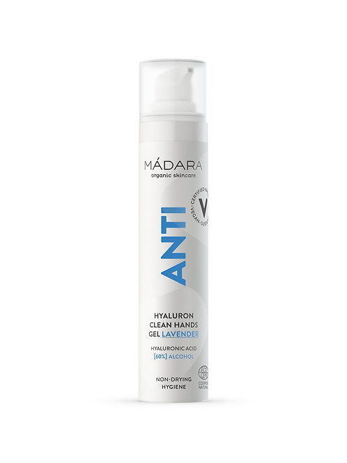 Madara ANTI Hyaluron Clean Hands Gel - Lavender