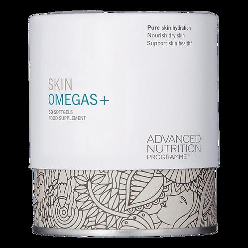 Advanced Nutrition Skin Omegas+ - Nourished Skin / Eczema