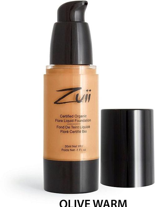 Zuii Organic Certified Organic Liquid Foundation