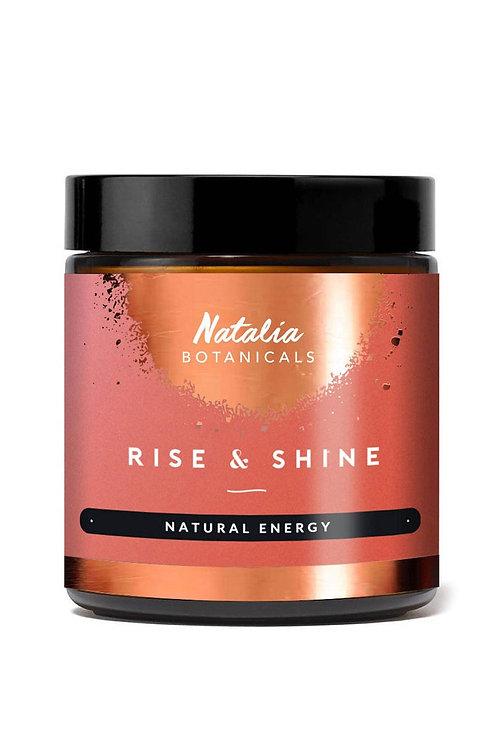 Natalia Botanicals Rise & Shine — Natural Energy