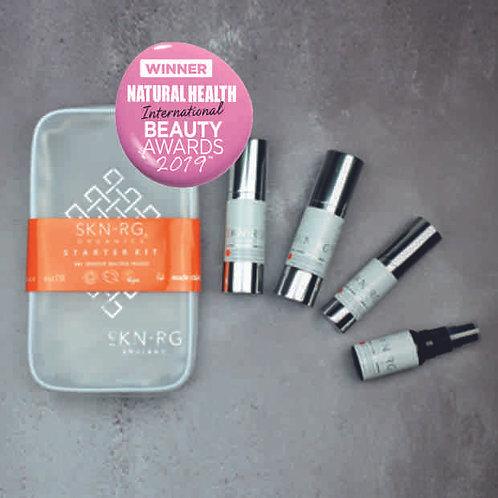 SKN RG Organics Age Defy Fragile Skin Starter Kit (Dry or Sensitive Skin)