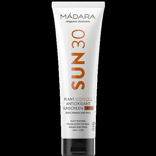Madara Plant Stem Cell Antioxidant Sunscreen SPF 30
