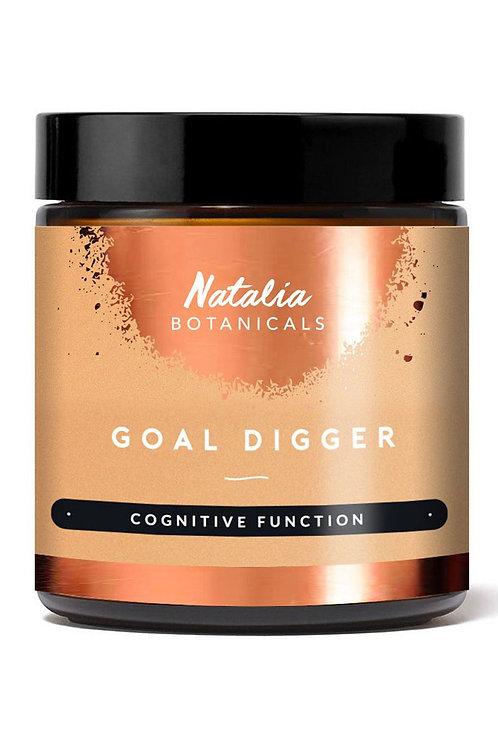 Natalia Botanicals Goal Digger - Cognitive Function