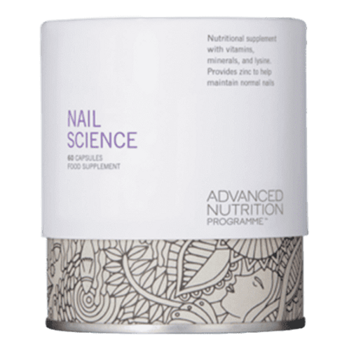 Advanced Nutrition Nail Science - Hair & Nails Strengthener