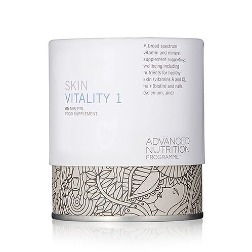 Advanced Nutrition Skin Vitality 1 - Optimal Skin Health and Radience