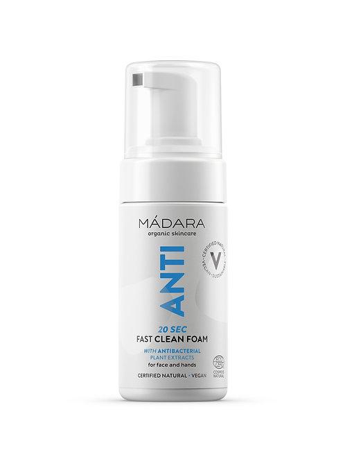 Madara ANTI 20sec Clean Hands Foam