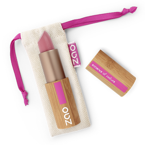 Zao Mattified Creamy Lipstick